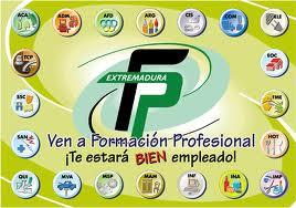 Oferta de Ciclos Formativos en Extremadura para 2012/2013