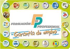 Formación Profesional. Oferta 2014/15 Extremadura.